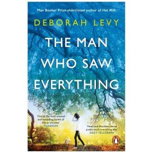 """The Man Who Saw Everything"" book cover"